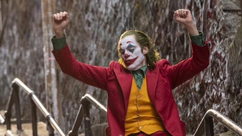Joaquin Phoenix plays the role of Joker