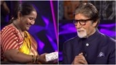 KBC 11 highlights: Mid-day meal cook Babita Tade wins Rs 1 crore