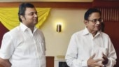 No 56 can stop you: Karti writes to P Chidambaram on his 74th birthday