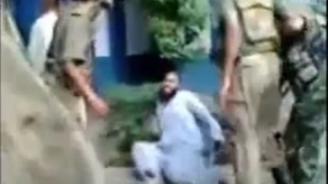 Fact Check: Old video from Pakistan passed off as Indian Army thrashing Kashmiris