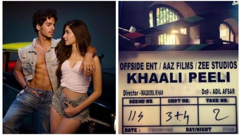 Khaali Peeli shooting begins from today