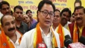 No possibility of Indo-Pak cricket match anytime soon: Union minister Kiren Rijiju