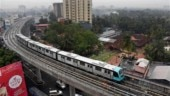 Commuters surge as metro service extends to heart of Kochi