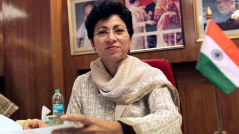 Congress appoints Kumari Selja as new state party president of Haryana