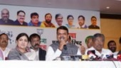 It's like Article 370 in Baramati that no party except NCP can organise rally: Fadnavis