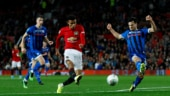 League Cup: Manchester United survive scare against lowly Rochdale
