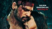Marjaavaan new poster: Sidharth Malhotra-Tara Sutaria are madly in love, Riteish Deshmukh is scary