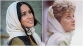 Meghan Markle in headscarf on Africa tour with Prince Harry will remind you of Princess Diana