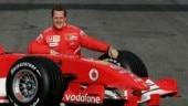 F1 legend Michael Schumacher admitted to Paris hospital for 'secret treatment'