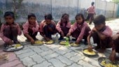 No milk, sub-standard food served under mid-day meal scheme in Lucknow school