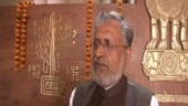 Economic slowdown usual during months of Saawan-Bhado: Sushil Kumar Modi