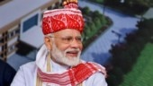 As part of PM's birthday celebrations, bike rally flagged off from Delhi for Vadnagar