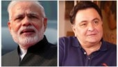 PM Modi thanks Rishi Kapoor for Howdy Modi tweet: Missed each other by a few days