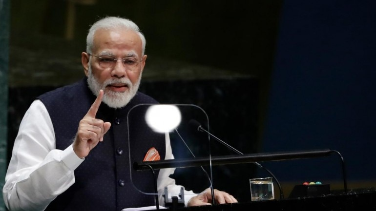 India part of solution, not problem: PM Modi on global warming at UNGA