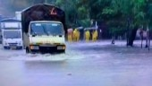 Rain in Mumbai leads to waterlogging and traffic snarls