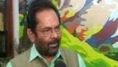Naqvi hits out at Congress over Chattisgarh CM remark on BJP, RSS