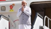 Howdy, Modi: PM Modi arrives in Houston for mega diaspora event