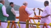 Narmada dam fully filled before schedule for PM's birthday: MP minister
