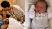 Amy Jackson shares new pics of son Andreas and they are winning the internet