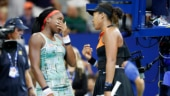 US Open: Naomi Osaka consoles tearful Coco Gauff with heartwarming gesture after 3rd-round match
