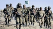 2 Pakistani soldiers killed in firing along Afghan border