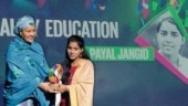 Indian girl gets Bill and Melinda Gates Foundation award for fight against child marriage