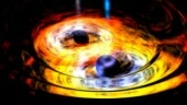 Hungry supermassive black hole which eats 3 hot meals a day discovered
