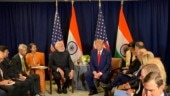 US-India talk: Trump a good friend of India, says PM Modi at bilateral meet in New York