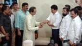 Ex-encounter specialist Pradeep Sharma joins Shiv Sena