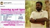 Get new workers: Tamil Nadu activist puts up govt job posters after civic officials don't help him