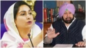 Punjab CM Amarinder calls Harsimrat Badal a compulsive liar over Golden Temple GST refund issue