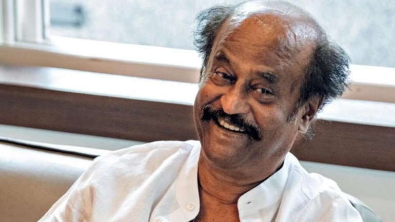 Rajinikanth has opposed to Amit Shah's push for Hindi