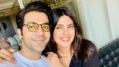 Rajkummar Rao meets Priyanka Chopra, says can't wait to start The White Tiger