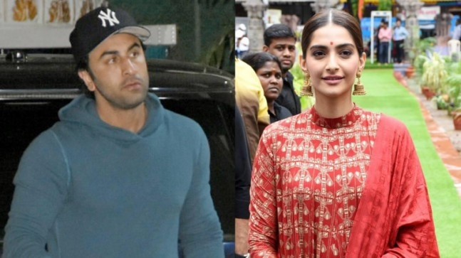 Ranbir Kapoor wishes Sonam with lucky video. The Zoya Factor? You bet