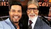 Randeep Hooda and Amitabh Bachchan