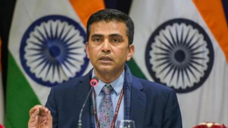 Raveesh Kumar, MEA, India, Pakistan, China