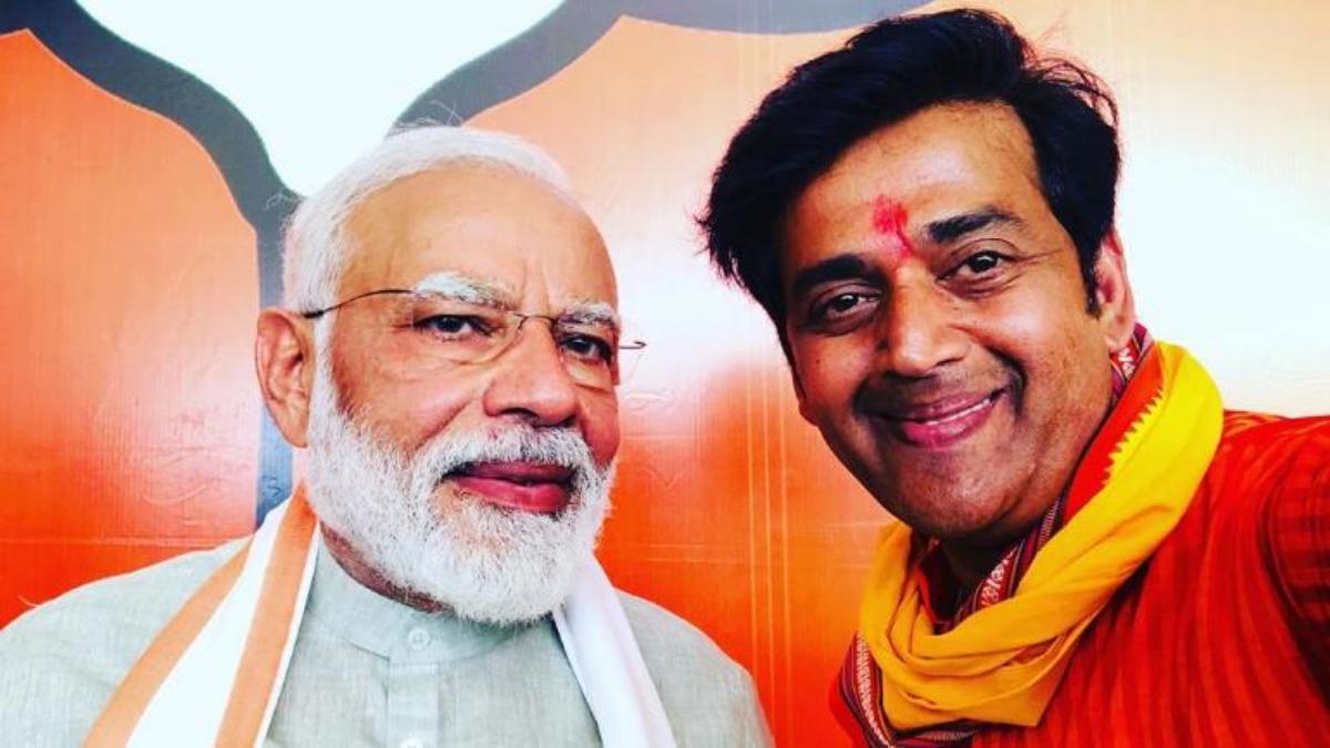 Ravi Kishan: Want to make Bhojpuri biopic on PM Modi