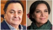 Rishi Kapoor thanks Shabana Azmi for birthday wish: What a shame, never got to work a lot