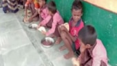 UP: Case against journo who exposed roti-salt mid-day meal at Mirzapur school