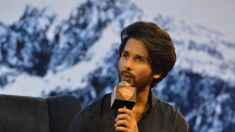 Shahid Kapoor opens up on Kabir Singh at India Today Conclave 2019 Mumbai.