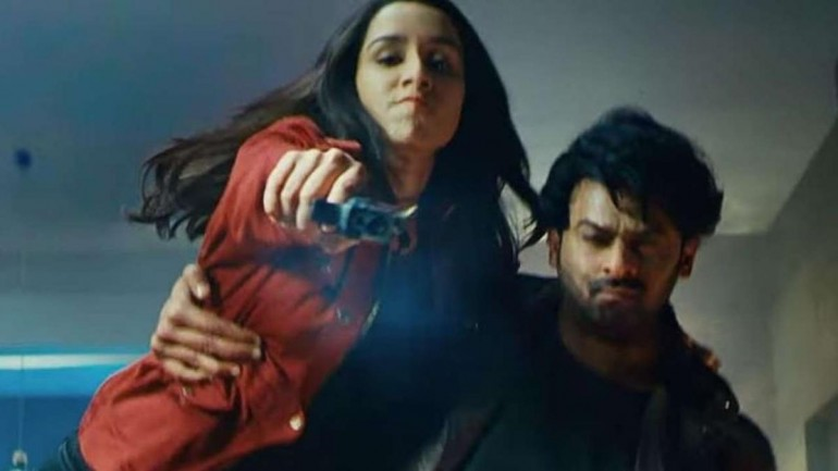 Saaho box office collection day 2: Prabhas and Shraddha