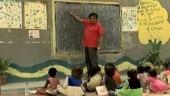 This shopkeeper runs makeshift school for over 300 poor children under Delhi metro bridge
