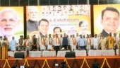 Trouble mounts for Maharashtra opposition, senior NCP leader joins BJP with 48 others