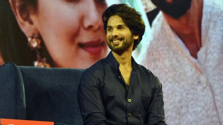 Shahid Kapoor revealed that his wife Mira Rajput asked him to do Kabir Singh.