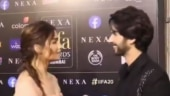 Shahid Kapoor gushes over Alia Bhatt's look at IIFA 2019: Jazzy sh*t bro, I love it