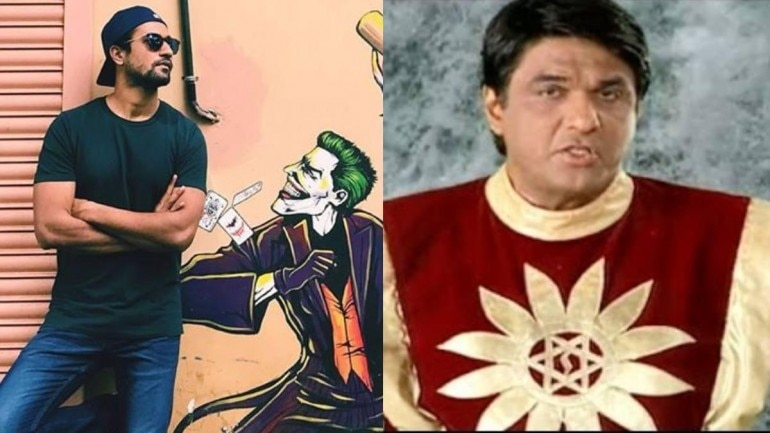 Vicky Kaushal took to Instagram to reveal that Shaktimaan is his favourite superhero.