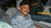 DK Shivakumar complains of being unwell, admitted to RML hospital