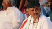 ED stops Congress leaders from meeting DK Shivakumar