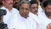 Watch: Siddaramaiah slaps Congress worker trying to force him to talk on phone