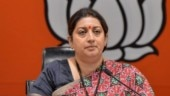 Smriti Irani in Amethi to review developmental projects